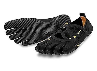 hot sale Vibram FiveFingers Women's Alitza Loop Barefoot Shoes & Pemium Toesock Bundle