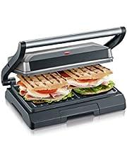 Severin compacte grill, multifunctioneel apparaat, 800 W