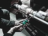 Wera 05057482001 Kraftform Kompakt Turbo 1, 19 pieces