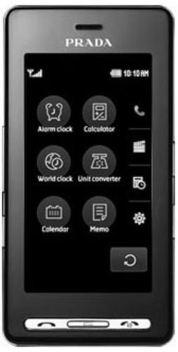 amazon com lg ke850 prada unlocked phone with touchscreen 2 mp rh amazon com LG Television Manual LG Television Manual