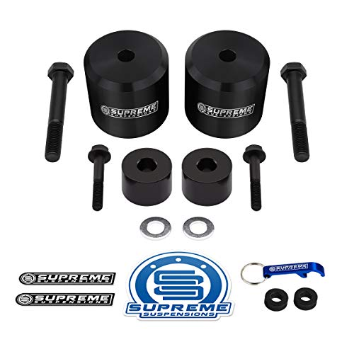 Supreme Suspensions - Front Leveling Kit for 2005-2019 Ford F250 F350 Super Duty 2.5