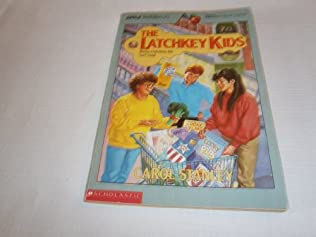 book cover of The Latchkey Kids