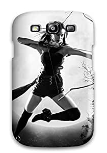 ZippyDoritEduard Design High Quality Jaime King In Sin City A Dame To Kill For Cover Case With Excellent Style For Galaxy S3