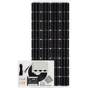 Zamp Solar 16030ADX Deluxe Solar Kit