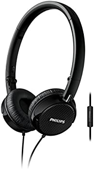 Philips FS3MBK On-Ear Wired Headphones