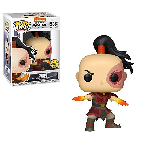 Funko Avatar The Last Airbender Zuko Pop Figure (Chase) (Avatar The Last Airbender Fire Nation Ship)