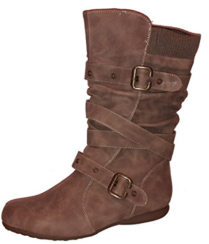 w Mujer 3 Clásicas Beige hohenlimburg Botas 4wd8Hdq