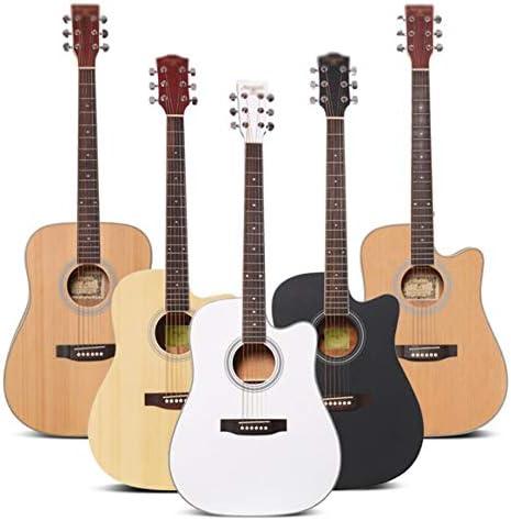 BAIYING-Guitarra Acústica Principiante Guitarra Clásica Práctica ...