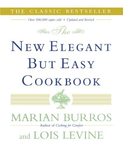 The New Elegant But Easy Cookbook - Elegant Frog
