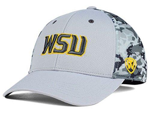 Men's NCAA Pursuit M-Fit Cap (Wright State Raiders)