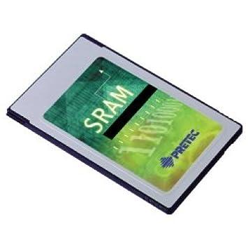 Tarjeta PCMCIA Pretec SRAM 1MB (8 Bit): Amazon.es: Electrónica