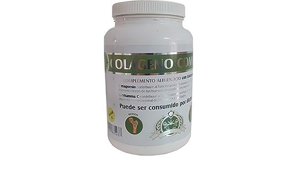 COLAGENO COMPLEX 330 gr.: Amazon.es: Salud y cuidado personal