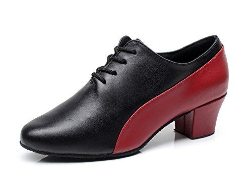 Minitoo ,  Damen Tanzschuhe , schwarz - schwarz - Größe: 35