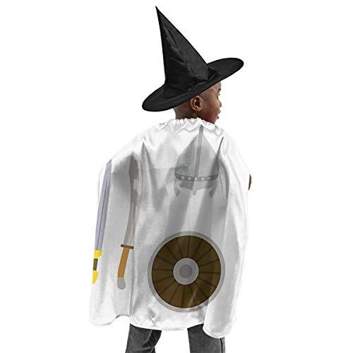 YUIOP Deluxe Halloween Children Costume Flat Mongolian