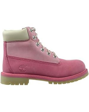 6Inch Classic Big Kids Boots Pink tb0a14yf
