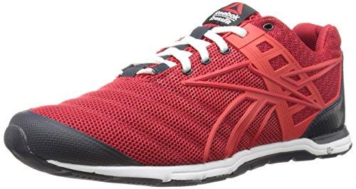 Reebok Men's R Crossfit Nano Speed Training Shoe, China Red/Stadium/Flash Red/White, 10.5 M US