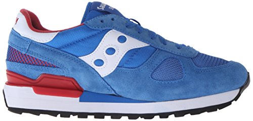 Originele Originaliteit Mens Shadow Original Sneaker Blauw / Wit