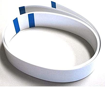 Cable de Cinta Flexible para Impresora HP DesignJet 500 510 800 A0 C7770-60274 de 42 Pulgadas: Amazon.es: Electrónica