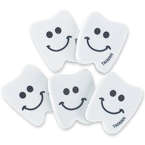 SmileMakers Tooth Erasers-Prizes and Giveaways-48 per Pack