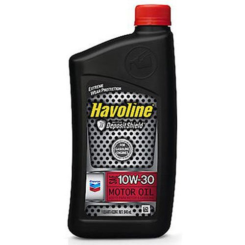 From usa havoline 223395720 10w 30 motor oil 1 qt for What motor oil do i need