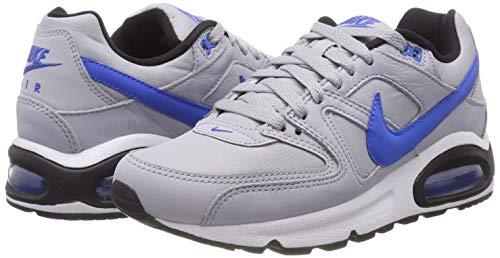 036 Course Command Wh Nike Gris Bleu De Homme Pied Chaussures Air Signal Loup gris Max Pour Noir AwEaqwR