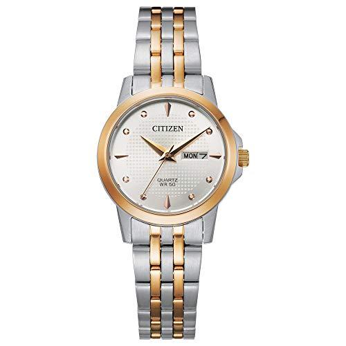ساعت مچی زنانه سیتیزن مدل EQ0605-53A با بند استیل