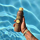 Sun Bum Original Moisturizing Sunscreen Spray, 6 oz Bottle, 1 Count, Broad Spectrum UVA/UVB Protection, Hypoallergenic, Paraben Free, Gluten Free, Vegan