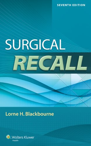 Surgical Recall (Recall Series) by LWW