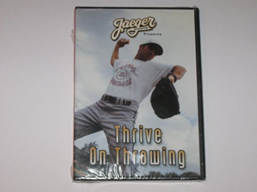 Jaeger Sports Thrive on Throwing DVD ( DVD ) by Jaeger Sports