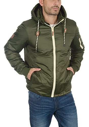 BLEND Carl - Giacche sportive e tecniche da Uomo, taglia:XL;colore:Ivy Green (77086)