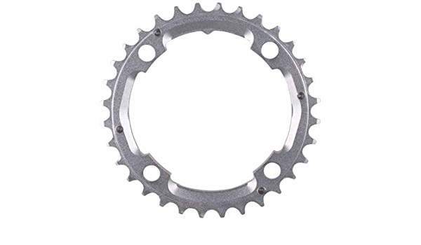 Race Face 9sp 42T 104mm Chainring silver