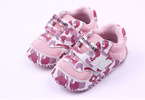 NEW-Pink-Fashion-Newborn-Baby-Boys-Girls-Kids-First-Walkers-Infant-Toddler-Camouflage-Classic-Sports-Soft-Soled-Mesh-Shoes-Sneakers