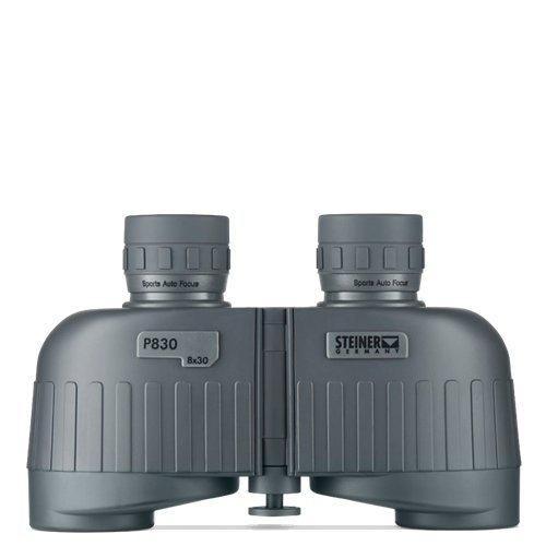Cheap Steiner 8×30 P830 Binoculars, Grey, 8×30