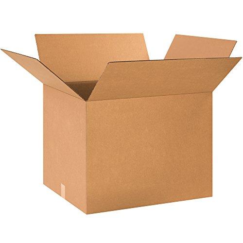 Aviditi 242018 Single-Wall Corrugated Box - 24