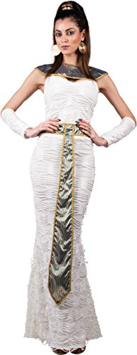 Women's Queen Of The Nile Royal Egyptian Mummy Cleopatra Costume XS 0-3