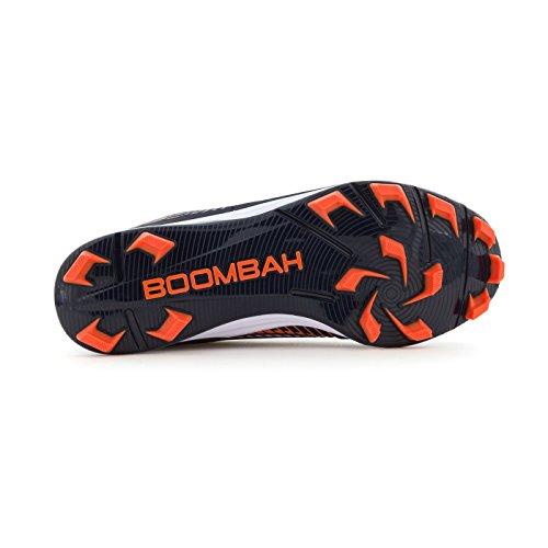 Boombah Tacchette Da Donna Modellate Frenesia - 13 Opzioni Di Colore - Più Taglie Navy / Arancione