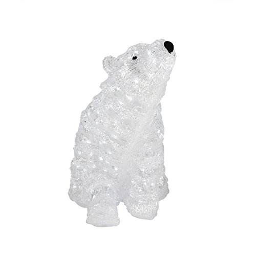 Led Lighted Polar Bear - 6