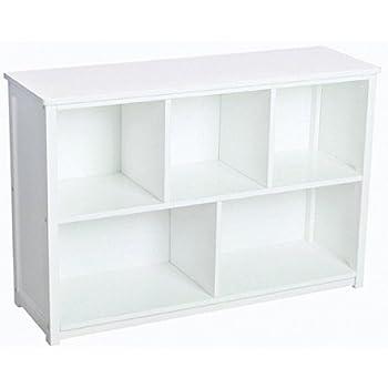 Kid's Classic Bookshelf, White