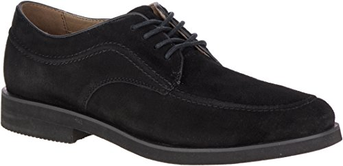 Hush Puppies Heren Bracco Mt Oxford Oxford Black Suede