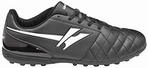 Gola Mens Synthetic Leather Cross Trainer Shoes 8 Black cEyryZg