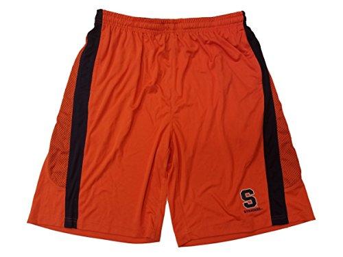 Colosseum Syracuse Orange Orange & Navy Athletic Drawstring Shorts (L) by Colosseum