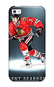 New Arrival Premium 5c Case Cover For Iphone Artistic Seabrook