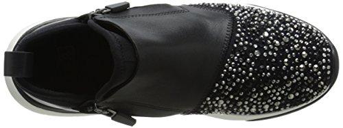 As Dames Starlight Fashion Sneaker Black / Smoke Stones