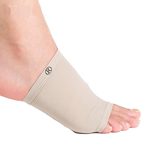 IGIA Plantar Fasciitis Arch Support Therapy Wraps Nude (2...