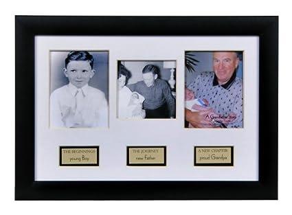 El marco Historia Abuelos Vida regalo, abuelo Color: Abuelo: Amazon ...