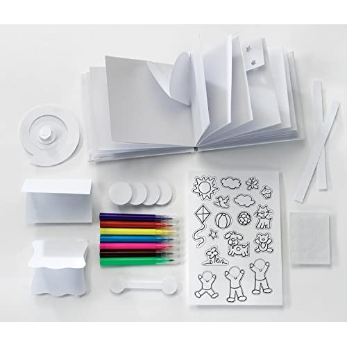 creativity for kids mini pop up book craft kit make your own