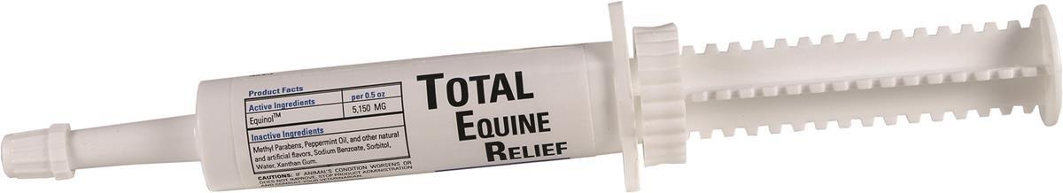 Ramard 079051 Total Equine Relief Show Safe Syringe 1 2 oz