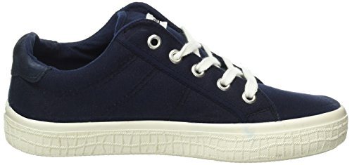 Navy Adulte Bleu 2 Mixte Basses Baskets Badmin Kawasaki 592 0 Dark 4xAcz