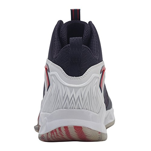 best seller cheap price outlet locations online ANTA Men's KT2 Basketball Shoes Patriot-dark Navy/Red/White ynOOqmd