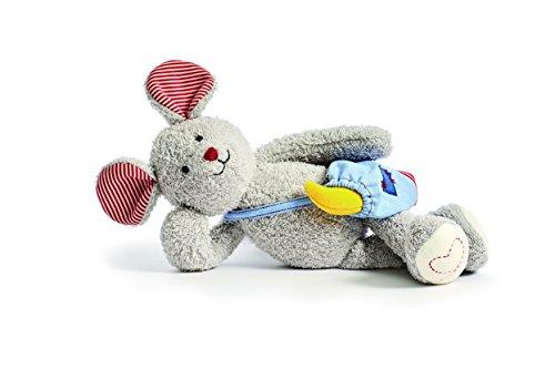 Käthe Kruse Mouse Robin Stuffed Animal Dangle ()